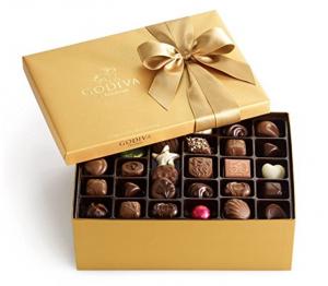 Buy Godiva Chocolatier Classic Gold Ballotin Candy at Amazon.com