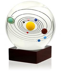 Buy Sumnacon Solar System Crystal Ball at Amazon.com