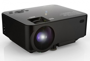 Buy DBPOWER T20 1500 Lumens LCD Mini Projector, Multimedia Home Theater at Amazon.com