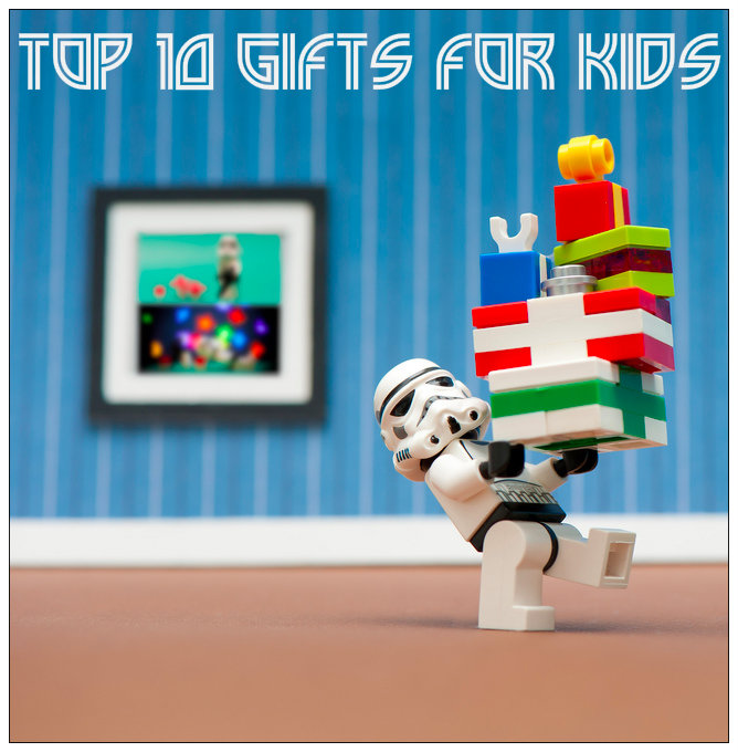 Best Gifts for Kids in 2018
