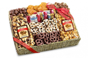 Buy Chocolate, Caramel and Crunch Grand Gift Basket at Amazon.com