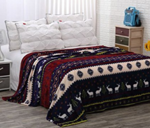 Buy JML Super Soft Printed Plush Flannel Blanket, Throw, Fleece at Amazon.com
