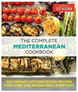 Buy The Complete Mediterranean Cookbook on Amazon.com
