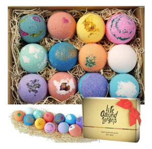 Buy Bath Bombs Gift Set, Perfect for Bubble & Spa Bath on Amazon.com
