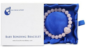 Buy Baby Bonding Bracelet - Award Winning New Mom Gift at Amazon.com