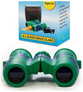 Buy Kidwinz Shock Proof 8x21 Kids Binoculars Set at Amazon.com