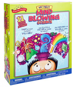 Buy Scientific Explorer Mind Blowing Science Kit at Amazon.com