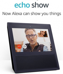 Buy Echo Show - Black on Amazon.com