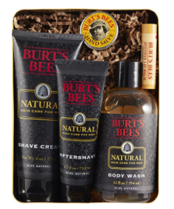 Buy Burt's Bees Men's Gift Set, 5 Products in Giftable Tin on Amazon.com