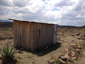 Homes with no electricity or running water