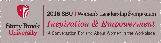 SBU-womens-leadership-symposium event banner