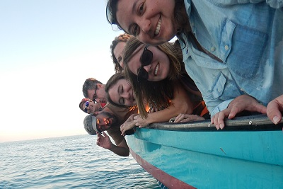 MCP Students Gain Hands-On Field Experience in Belize