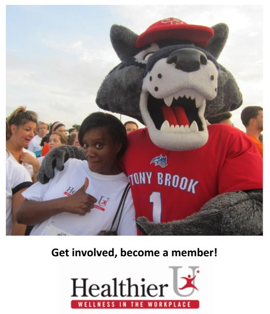 Healthier U Ambassador Program