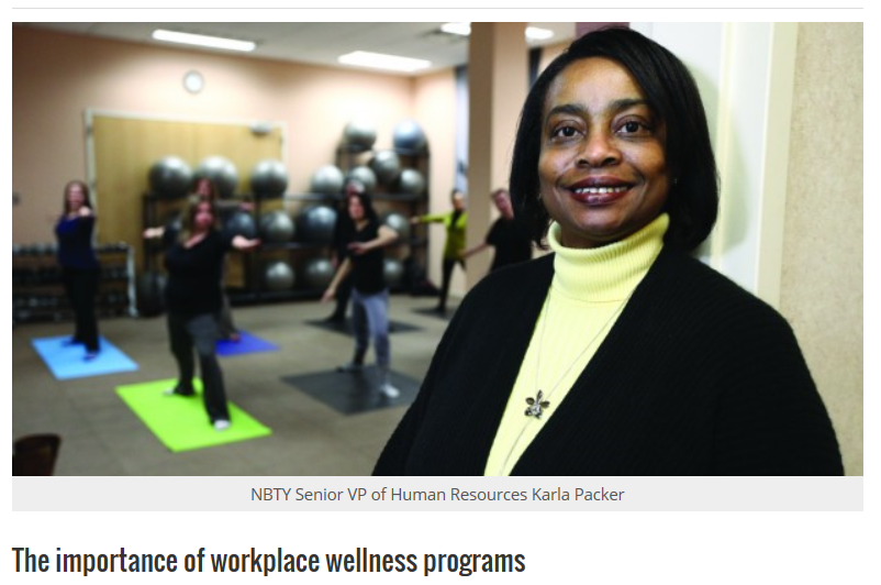 Importance of workplace wellness programs