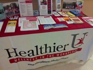 Healthier U table