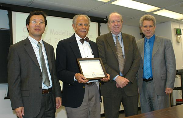 Minghua Zhang, Warren M. Washington, Robert D. Cess, David O. Conover