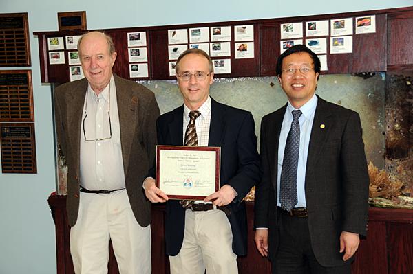 Robert D. Cess, James Kasting, Minghua Zhang