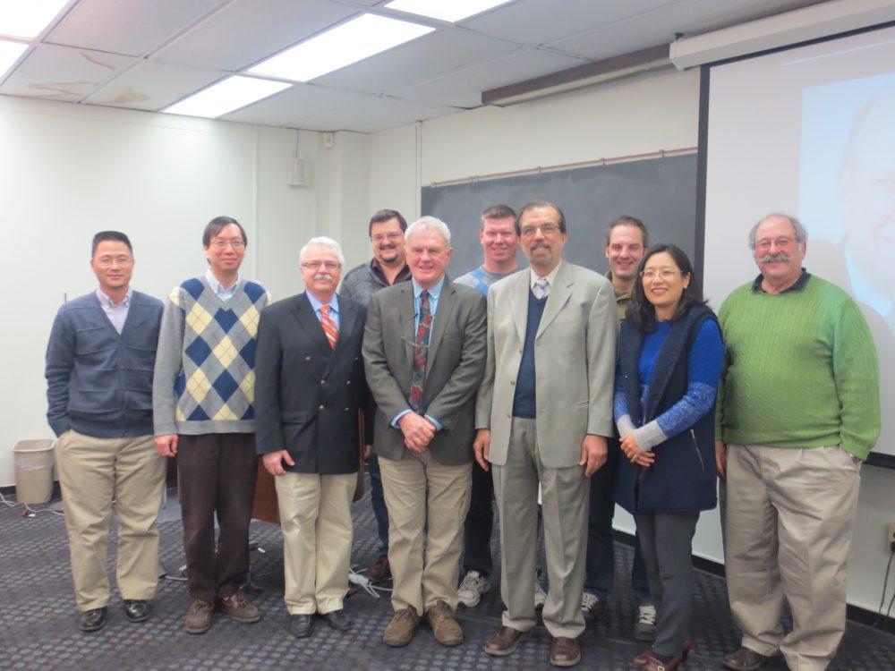 Robert D. Cess Distinguished TAOS Seminar 2014
