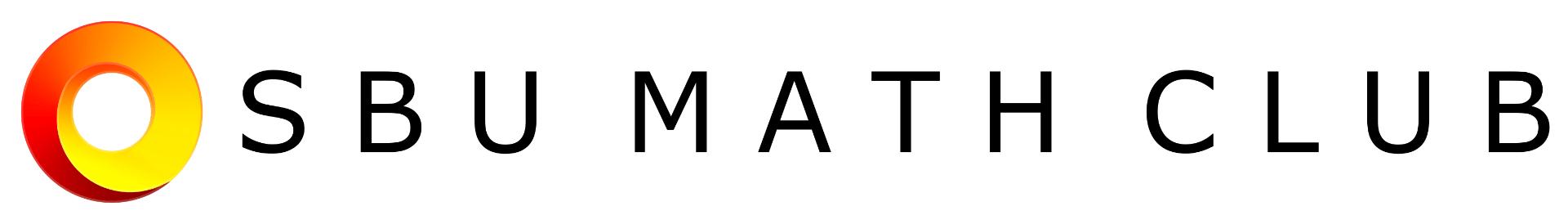SBU Math Club